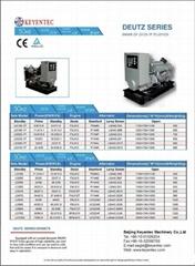 DEUTZ Series generator sets