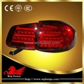 2009-2011 VW Tiguan LED Tail Light BMW Style