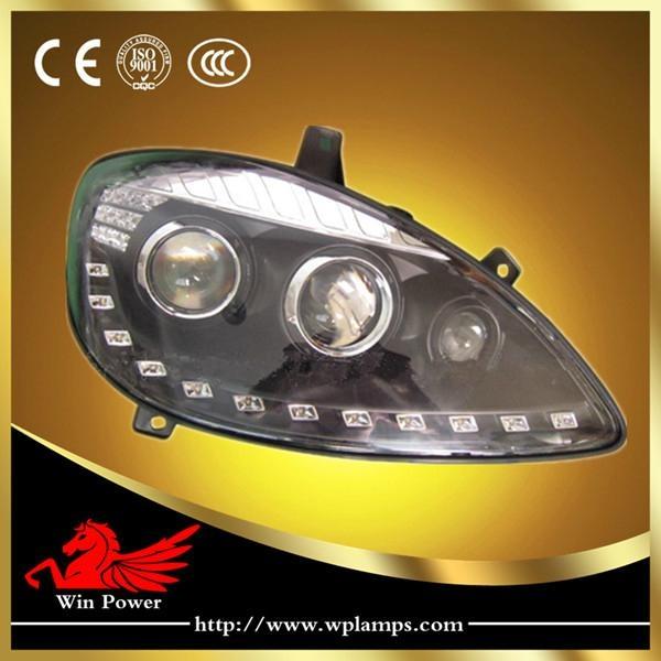 2013 Passat LED Headlights
