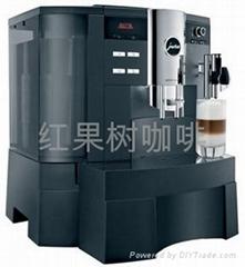 瑞士原装进口全自动咖啡机优瑞JURA XS-90 OTC