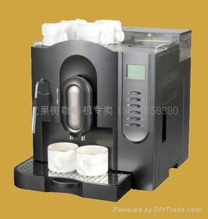 咖啡机展会租赁服务 1