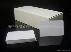 RFID Mifare DESfire 4K White PVC Card (Hot Product - 1*)