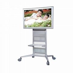 WNQ-LSO液晶電視移動支架(大尺寸移動架)