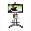 WNQ-H液晶电视移动支架(1