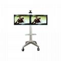 WNQ-2T双屏液晶电视移动支