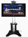 视频会议电视推车42-72寸通