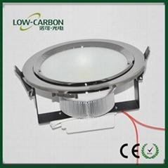 東莞廠家供應白光15W筒燈