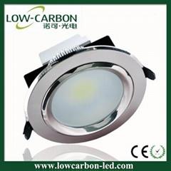 東莞廠家供應白光5W筒燈