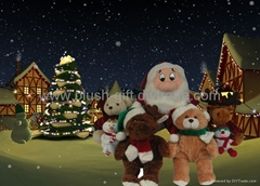 Christmas Plush / Stuffed Toys and Gifts