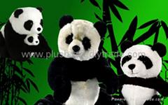 填充 / 毛绒玩具 / 熊猫公仔