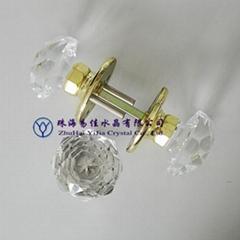 水晶/玻璃門把手CT001-55