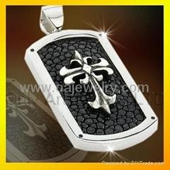 fashion si  er 925 designer jewellery dog tag charm pendants
