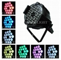 18X10W TRI COLOR LED PAR CAN  (GL-088)