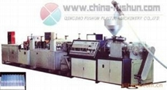 PC.PMMA.PS.HIPS.ABS.PP plastic plate sheet material production line