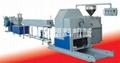 PVC Steel reinforced hose production
