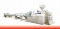 PVC electrical  pipe tubing units