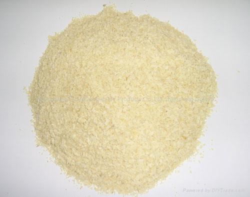 Garlic granules 3