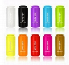 mini torch USB可充電式迷你LED電筒 實用強光