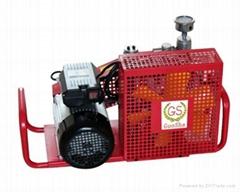 200bar潛水呼吸高壓空氣壓縮機GSX100