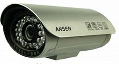 红外双滤光片60米监控摄像机