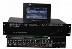 譽進網絡中控MC-2009