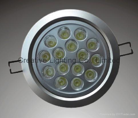 LED DOWNLIGHT 15W/15*1W 1