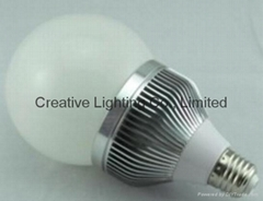 LED high power bulb 10W