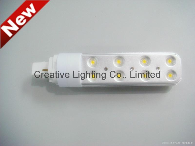 LED PLC 8W lamp 1