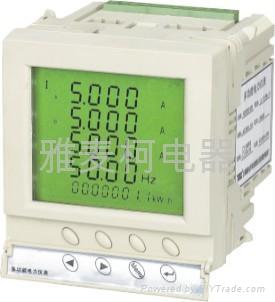上海PD194E-9S4 PD194E-2S4多功能电力仪表 4