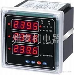 上海PD194E-3S4 PD194E-AS4多功能电力仪表