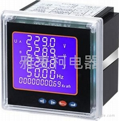 PD194E-2SY多功能液晶電力儀表