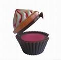 Cup cake lip gloss 3
