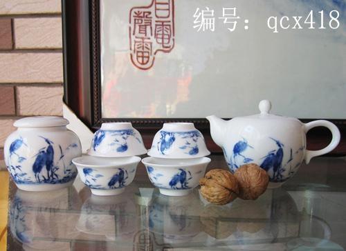 北京景德镇茶具批发 1