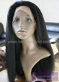 color mixed lace wigs 3