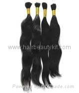 human hair extension wigs