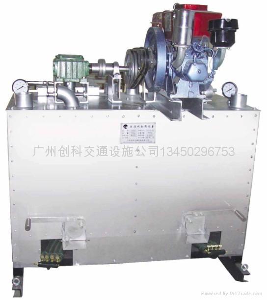 機械雙缸熱熔釜 1