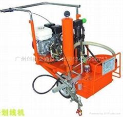 手推式高壓無氣冷噴劃線機
