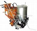 日本菊水熱熔劃線機