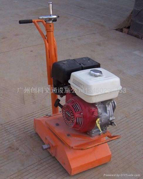 熱熔冷漆兩用式舊線清除機 1