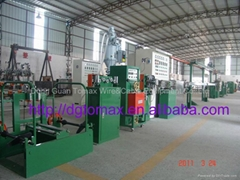 TMS-70 Power cable extrusion machine