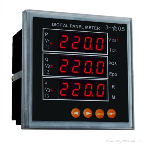 数显电力监控仪表 3