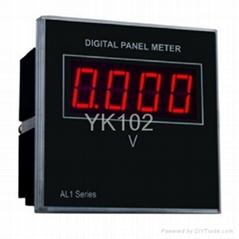 三相電壓表