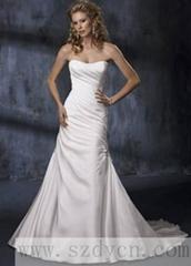 Wholesale 2011 new style wedding dress