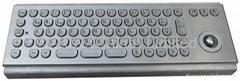 Vandalproof Metal Keyboard X-BP71B