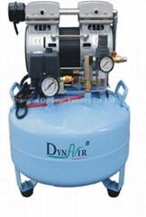供应静音无油空压机DA5001