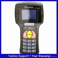 Best Quality T300 Key Programmer V12.05 Spain/English Support 46 car Free Update