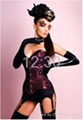 Worldwide hot sale sexy corset with best quality 4