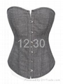 Top quality fashion corset supply 4