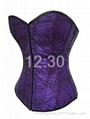 Celebrity style sexy corset, factory price for small or large shop owners. 2
