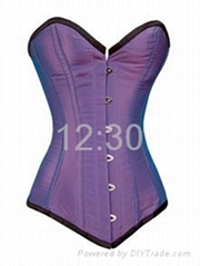 Celebrity style sexy corset, factory price for small or large shop owners.